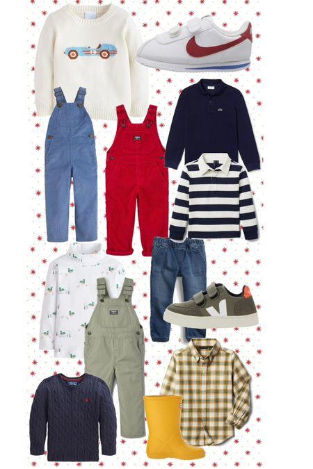 In my son's fall wardrobe...  #LTKstyletip #LTKkids #LTKbaby
