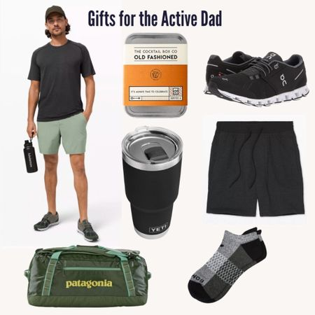 Gift ideas for the active dad! Father's Day is coming up! http://liketk.it/3h97P #liketkit @liketoknow.it #LTKfamily #LTKfit #LTKmens