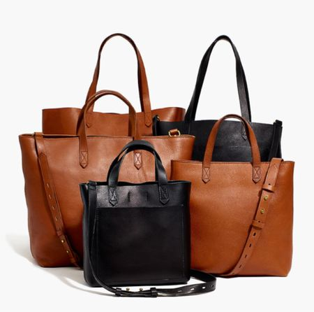 Grab a Madewell Leather Tote during the LTK Sale and save big!    #LTKSale #LTKstyletip #LTKitbag
