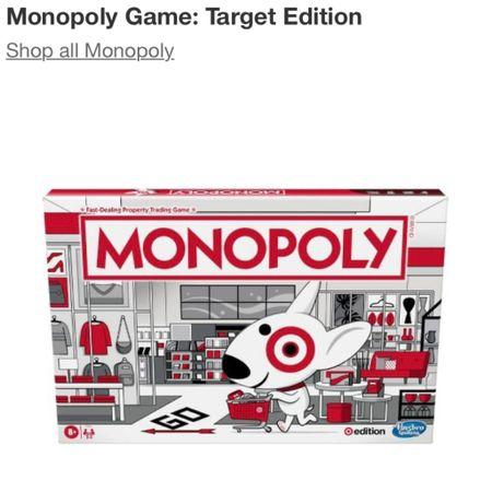 Target Monopoly Game   http://liketk.it/3jqh3 #liketkit @liketoknow.it