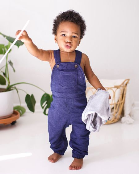 Toddler overalls sets! Currently on sale for $10 at Old Navy http://liketk.it/3iMfH @liketoknow.it #liketkit #LTKbaby #LTKfamily #LTKkids @liketoknow.it.family Follow me on the LIKEtoKNOW.it shopping app to get the product details for this look and others