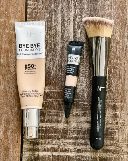 It Cosmetics LTK Day Sale! The best foundation, under eye concealer and foundation brush for my acne-prone skin! Helps conceal my rosacea too!! I love both, especially the fact that this moisturizing anti-aging foundation has SPF 50! ❤️ http://liketk.it/3hnJa #liketkit @liketoknow.it #LTKDay #LTKbeauty #LTKsalealert Shop your screenshot of this pic with the LIKEtoKNOW.it shopping app Shop my daily looks by following me on the LIKEtoKNOW.it shopping app