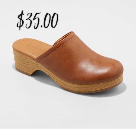 Great way to try out the trend with these $35. Target clogs!   #LTKshoecrush #LTKunder50 #LTKstyletip