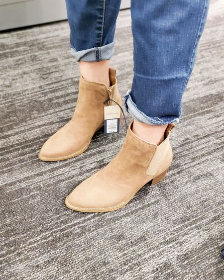 target trends, beige ankle boots, booties for fall outfits, teacher looks, back to school outfits, target finds, target style, targetfavefinds   #LTKstyletip #LTKunder50