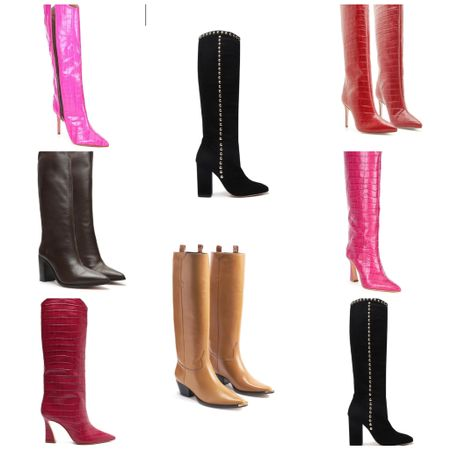 Boot season is here… Come and grab these beauties.. All under $300 #Schutz #shoecrush #bootseason  #LTKHoliday #LTKshoecrush #LTKSeasonal