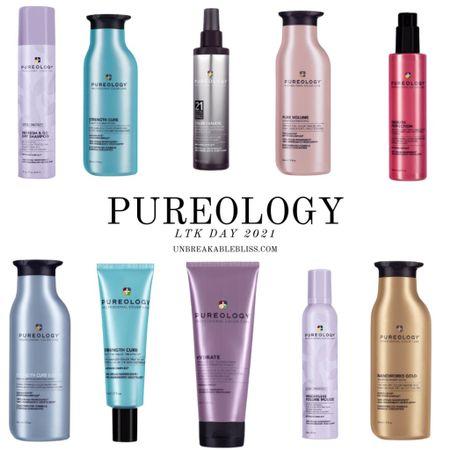 Summer hair, don't care! Love these picks from Pureology, all part of the LTK Day sale! @liketoknow.it #liketkit #LTKDay #LTKbeauty #LTKsalealert http://liketk.it/3h0Vw