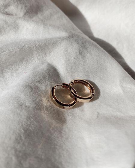 my new favorite earrings from target 🤍 http://liketk.it/3729r #liketkit @liketoknow.it