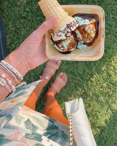 Summer styles Billabong floral dress TKEES sandals 10% off with code: JENNAMADEMEDOIT   http://liketk.it/3hcft @liketoknow.it #liketkit