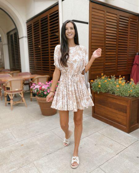@liketoknow.it http://liketk.it/3k0sN #liketkit #LTKunder100 #LTKshoecrush #LTKstyletip  summer dress, neutral dress