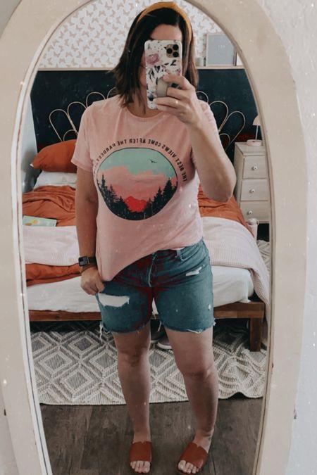Staying cool in lightweight threads on this hot summer day ☀️  #liketkit  @shop.ltk http://liketk.it/3kVSF   Lolly Jane Blog | #LollyJaneBlog  #LTKstyletip #LTKshoecrush #LTKunder50