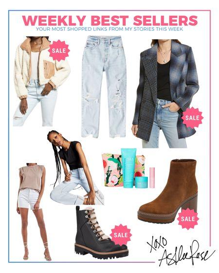 Nordstrom anniversary sale, best sellers, favorite jeans  #LTKsalealert #LTKshoecrush #LTKstyletip