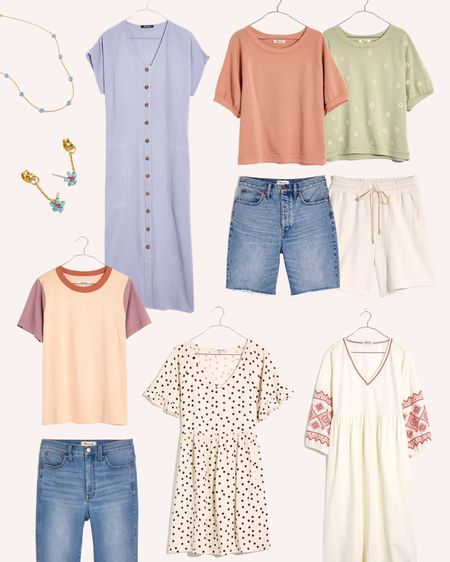 http://liketk.it/3ey6v #liketkit @liketoknow.it love these super cute new spring arrivals from Madewell!