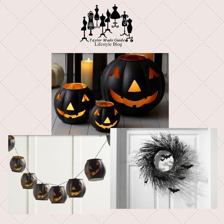 Make this Halloween A Spokier One this year. The pumpkin candle holders are now clearance and may be listed in availability.   #LTKHoliday #LTKSeasonal #LTKhome