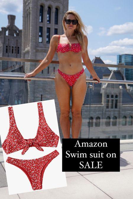 Women sexy bikini swimsuit on sale   #LTKsalealert #LTKstyletip #LTKswim