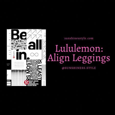 My favorite lululemon picks right now! ❤️❤️ http://liketk.it/3dztb #liketkit @liketoknow.it #LTKfit #LTKunder100 #LTKstyletip