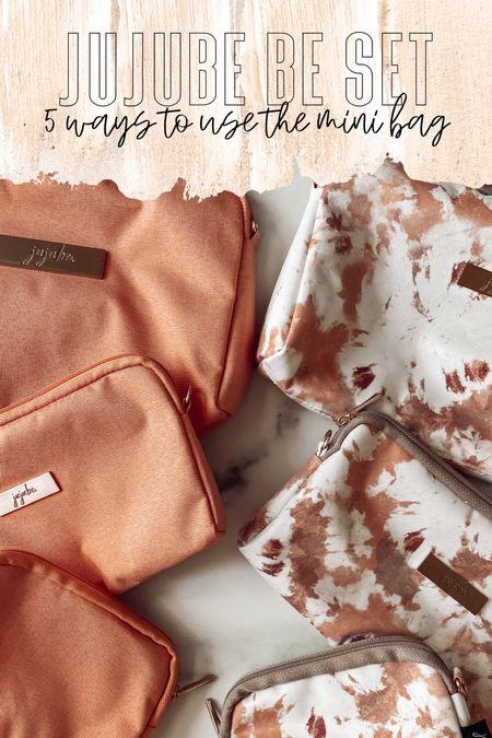 5 ways I like to use the jujube be set mini bag Organized diaper bags    #LTKSeasonal #LTKstyletip