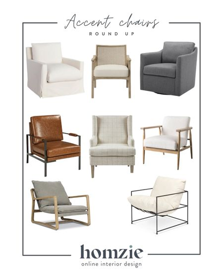 Our favorite accent chairs for any room!   #LTKsalealert #LTKhome
