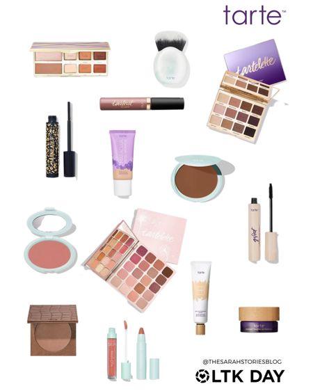 Tarte cosmetics #ltkday top picks! Save 25% with  TARTELTK25 http://liketk.it/3hkz1 #liketkit @liketoknow.it #LTKDay #LTKbeauty #LTKsalealert