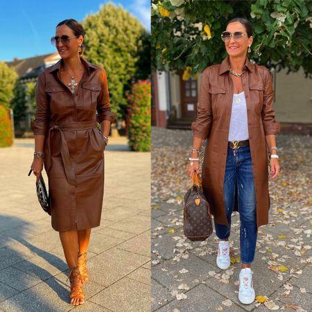 1 Kleid 2 Looks   #LTKstyletip #LTKSeasonal #LTKeurope