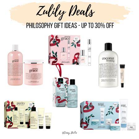 Up to 30% off Philosophy gooooodness!!! So many great gift ideas!!!     #LTKsalealert #LTKbeauty #LTKGiftGuide