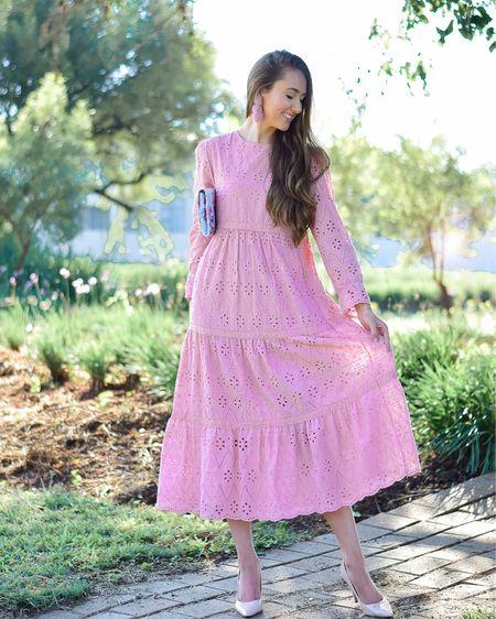 Spring dress 👗 http://liketk.it/3awAR #liketkit @liketoknow.it #LTKSeasonal #LTKeurope #LTKstyletip @liketoknow.it.europe