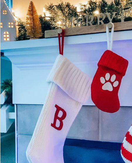 Christmas decor ❤️🎅🏻🎄✨ . . . Target, Target Christmas decor, holiday decor, stocking, Christmas   #LTKhome #LTKSeasonal #LTKHoliday
