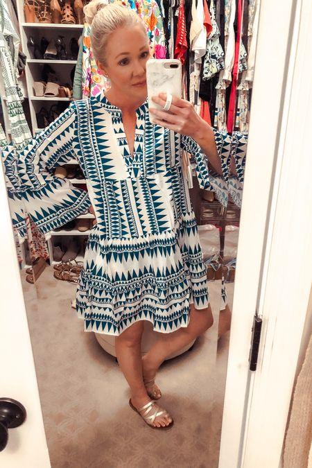 Memorial Day Weekend Outfit idea.  Amazon Summer dresses.  Wearing size S.  http://liketk.it/3g5vz #liketkit @liketoknow.it #LTKunder50