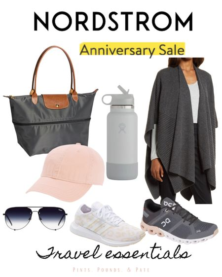 Travel essentials from the Nordstrom Anniversary sale! Are you ready for tomorrow? #nsale #nordstrom #travel #nordstromanniversarysale  #LTKstyletip #LTKsalealert #LTKtravel