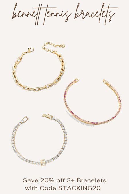 STACKING20 saves you 20% off 2+ BaubleBar bracelets     #LTKunder50 #LTKsalealert