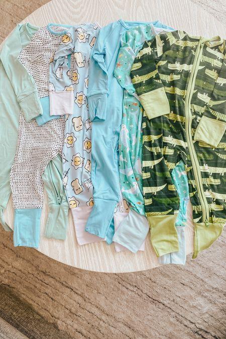 baby boy pajamas 💙 http://liketk.it/3h2cP @liketoknow.it #liketkit #LTKunder50 #LTKbaby