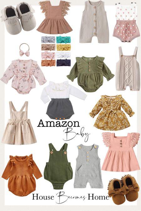 Amazon baby clothes   #LTKbaby #LTKkids #LTKbump