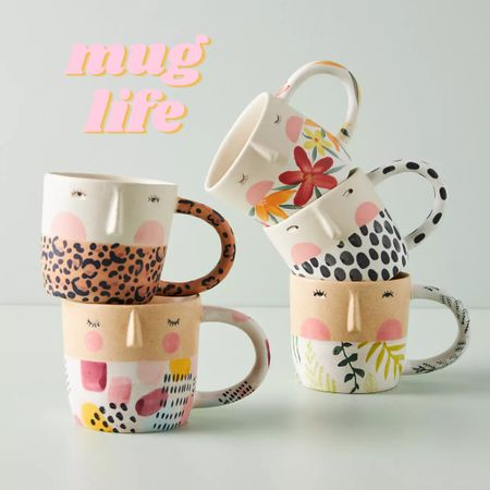 all of my favorites mugs linked for you!