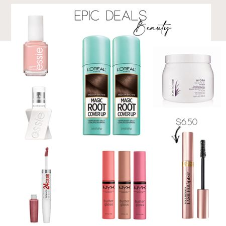 Amazon beauty deals today!  Up to 40% off!!  Target style holiday gifts, Amazon fashion sweater dress shacket Family photos Walmart finds booties Target finds winter style sweaters workout wear active wear amazon finds Apple Watch bands living room home decor wedding guest dresses Nordstrom Fall fashion  Halloween Beauty finds Amazon beauty   #LTKbeauty #LTKunder50 #LTKsalealert