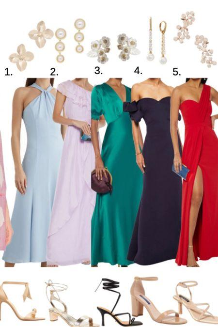 Shop this post for the perfect black tie wedding guest look!  #LTKbeauty #LTKwedding #LTKstyletip