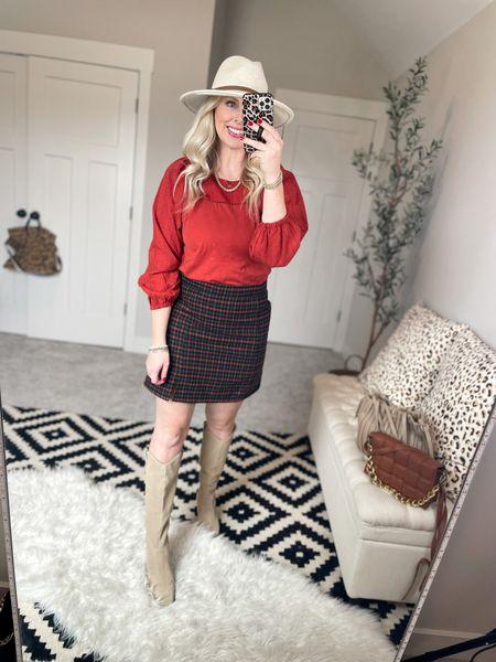 Loft outfit 50% off Top- small  Skirt- no stretch, runs tts    #LTKunder50 #LTKsalealert #LTKstyletip