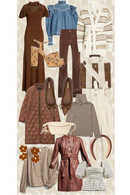 Chocolate brown finds!   #LTKstyletip #LTKSeasonal #LTKshoecrush
