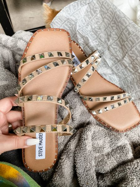 New sandals for summer!    #LTKstyletip #LTKshoecrush #LTKunder100