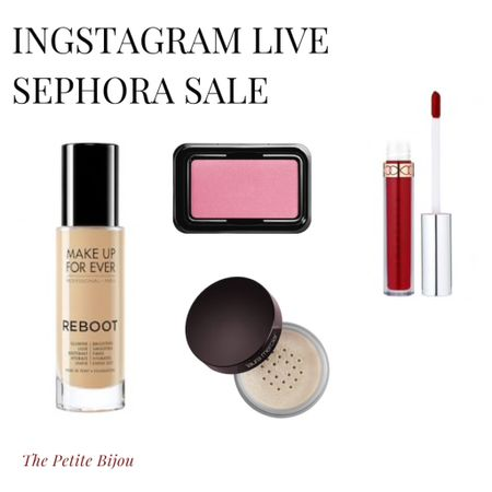 You will get a ton of savings at the Sephora sale! Shop my classic and retro makeup look here: http://liketk.it/2Ndjg  all these products are part of the sale #liketkit @liketoknow.it   #StayHomeWithLTK #LTKsalealert    You can instantly shop all of my looks by following me on the LIKEtoKNOW.it shopping app