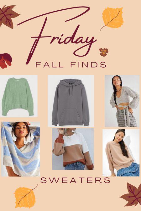 Fall Fashion Finds! Fall Sweaters #fallfashion #fallsweater  #LTKbacktoschool #LTKSeasonal