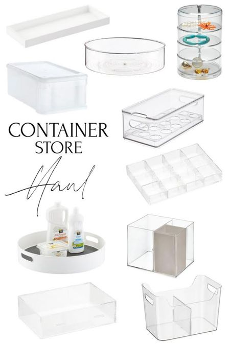 Check out some of the organizational products I used this week!  http://liketk.it/36fKJ #liketkit #StayHomeWithLTK #LTKhome #LTKSeasonal @liketoknow.it