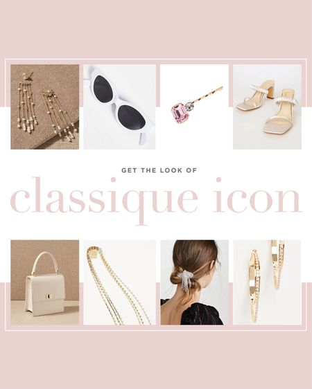 Show off your inner CLASSIQUE ICON self with these iconic pieces! ✨  #LTKshoecrush #LTKwedding #LTKstyletip