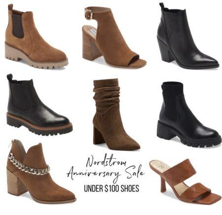Nordstrom Sale, Nordstrom Boots, Nordstrom Black Boots, Nordstrom Brown Boots, Nordstrom Fall Finds      http://liketk.it/3kZ6W @liketoknow.it #liketkit  #LTKsalealert #LTKshoecrush #LTKunder100