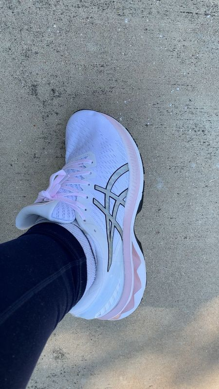 Love these super comfy running shoes. I don't run, but as I get older, I find I need more support for my feet when walking !  #LTKfit #LTKshoecrush