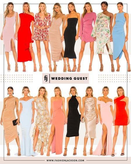 Wedding guest dress round up #summerwedding #summerdress #lbd #cocktaildress #floraldress #mididress #fashionjackson http://liketk.it/3gOtG #liketkit @liketoknow.it #LTKwedding #LTKstyletip