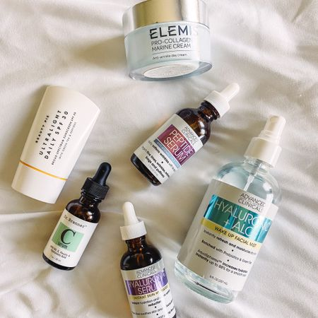 Today's morning skincare routine. Use code MEGO30 for an additional 30% off your advanced clinicals purchase. And code MEGSENTME for your first month of beauty pie for free! http://liketk.it/3gaiy #liketkit @liketoknow.it