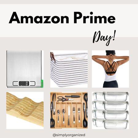 Amazon Prime Day Organization Finds! #organization #amazon #amazonprimeday #primeday #organization  #LTKhome