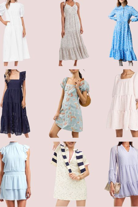 I am currently loving these dresses for Spring and Summer! http://liketk.it/3cg0o #liketkit @liketoknow.it