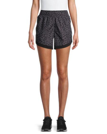 Walmart running shorts $9.96, I'm usually a medium in this brand http://liketk.it/3gNmw #liketkit @liketoknow.it #LTKunder50 #LTKfit