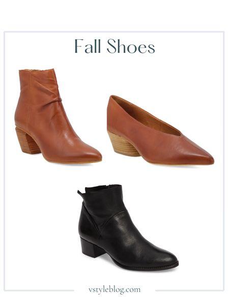 Work wear, Teacher outfits, Back to school, Fall outfits, Fall shoes, Brown booties, Brown pumps, Black booties, Sale alert  Miz Mooz Ashton Bootie @ Nordstrom ($174.95) @ Amazon ($105.79 - $174.95)  Paul Green Nelly Bootie @ Zappos ($375) @ Nordstrom ($385) @ Dillard's ($385)  Miz Mooz Hope Pointed Toe Pump @ Nordstrom ($139.95) @ Amazon ($139.95) @ Zappos ($139.95) @ ShoeMall ($139.95, but 25% off + free shipping with code: SMTAKE25)  #LTKshoecrush #LTKworkwear #LTKsalealert