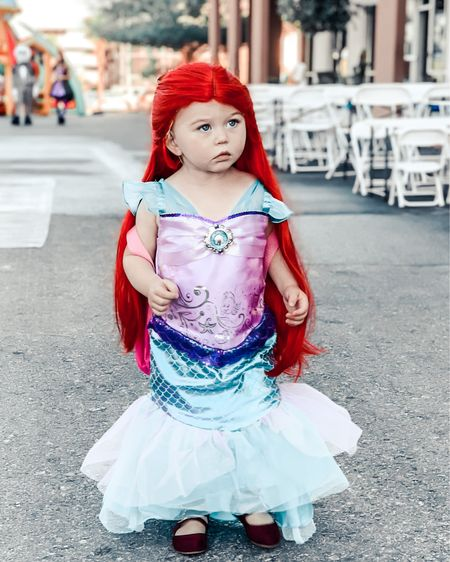 Love sharing past and present costumes for the kids and families during October. Here is Kennedy as princess mermaid Ariel!    #LTKbaby #LTKSeasonal #LTKHoliday